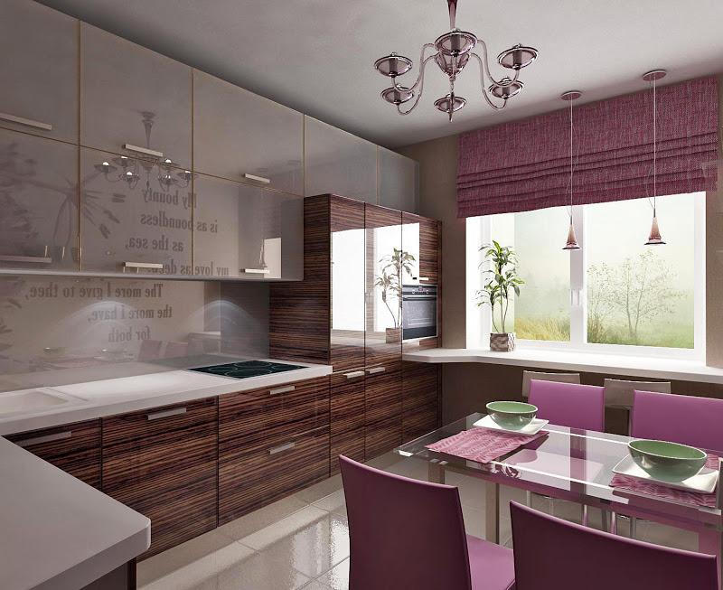 Кухня столовая фото дизайн