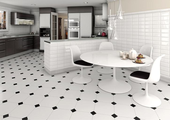 Пол на кухне: ТОП-100 фото интересных вариантов дизайна пола в кухне   513x725